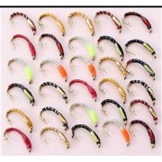 30 piece Buzzers fly set