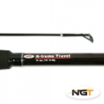X-treme Travel 4 Piece 9' Rod